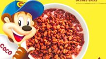 Disgraced former MP criticises Kellogg's for using monkey on its Coco Pops cereal boxes