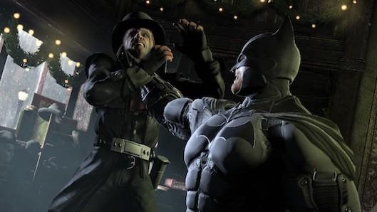 Batman: Arkham Origins Initiation DLC, I Am The Night mode detailed