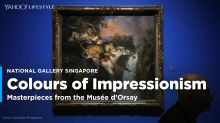 Colours of Impressionism at the National Gallery Singapore