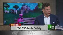 TTWO CEO: Fortnite may draw younger gaming consumers for ...
