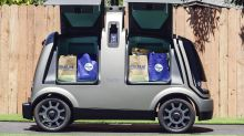 Walmart takes a page from Kroger playbook with driverless vehicles