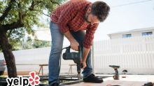 Yelp Gives the Ultimate Father's Day Gift - a Finished Deck - with 'Decks for Dads'