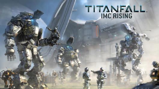 Titanfall's third DLC pack, IMC Rising, arrives on September 25