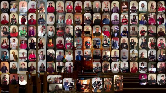 """""""Music without borders"""", un chœur international virtuel de 200 personnes créé par deux frères anglais"""