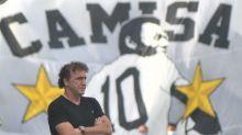 Cuca exalta atuação do Santos, mesmo após derrota para o Fla: 'Vale mais que o resultado'