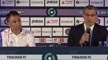 Foot - L2 - Toulouse - Damien Comolli, nouveau président de Toulouse: «Il faudra qu'on soit crédibles»