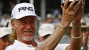 Jimenez holds on for first senior major title