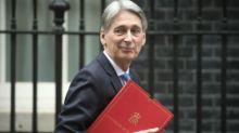 Borrowing fall delivers Christmas cheer for Chancellor Philip Hammond
