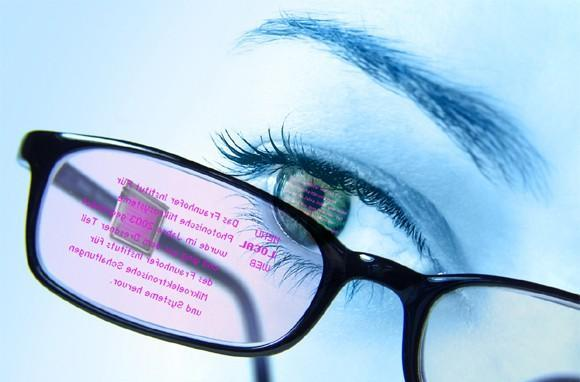 Interactive data eyeglasses could bring the PC to your face, won't fix nearsightedness