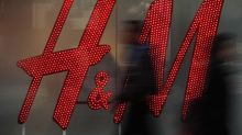 H&M monthly sales growth 6 percent, lagging forecasts