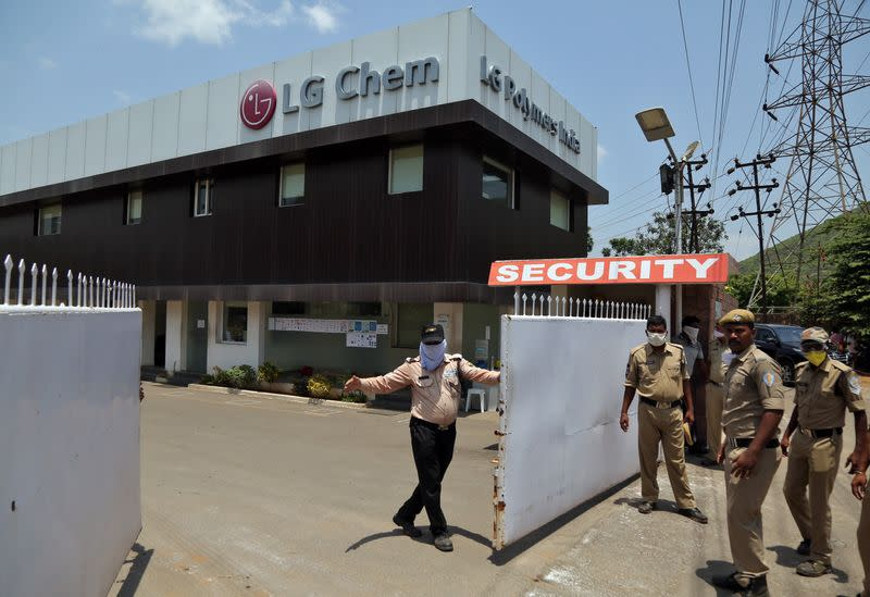 South Korea's LG Chem sends delegation to India to probe deadly gas leak