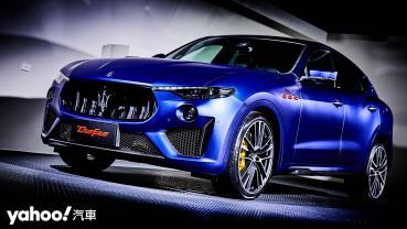 【新車圖輯】海神三尖共演性能饗宴!2021 Maserati Trofeo車系在台現身!
