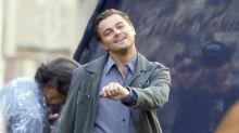 Birthday boy Leonardo DiCaprio struts his way into 43