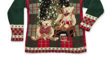 ¿Cuál es el suéter de Navidad 'más feo'?