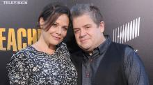 Patton Oswalt and Meredith Salenger Are Engaged!