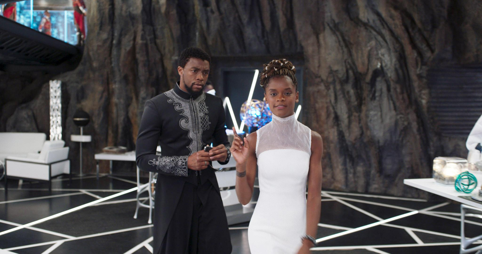 Why Black Panther S Shuri Is The Best Disney Princess Video