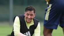 Mesut Ozil 'told face-to-face' by Edu he would not be included in Arsenal's Europa League squad