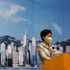 Hong Kong security law is not doom and gloom but is a red line, leader says