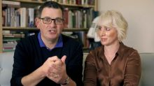 'You're going to die': Dan Andrews releases video about fall
