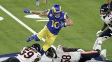 LA Rams beat Chicago Bears 24-10 in defensive battle