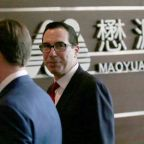 U.S., China putting trade war on hold, Treasury's Mnuchin says