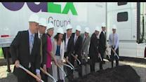 FedEx breaks ground in Boone Co,