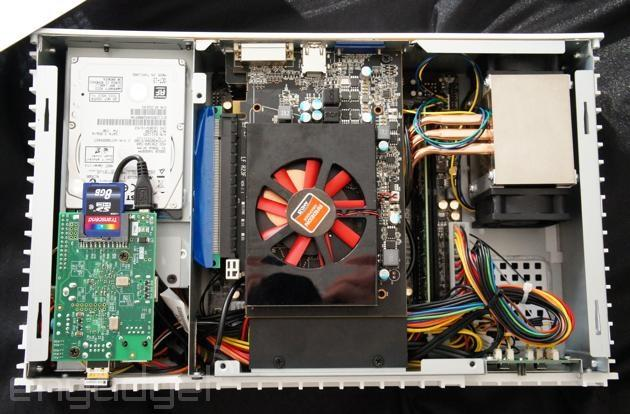 Let's take a very close look at iBuyPower's $500 Steam Machine