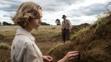 Carey Mulligan worried she might kill Ralph Fiennes during 'terrifying moment' on set of 'The Dig'