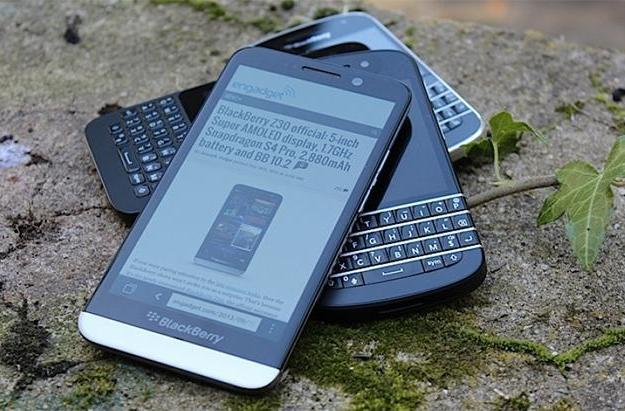 BlackBerry's about money first, phones second (and that's just fine)