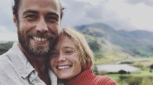 James Middleton confirms engagement to Alizee Thevenet in adorable snap