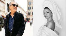 'Towel Series': Zendaya también se pone la toalla para Mario Testino