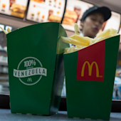 McDonald's has stopped selling Big Macs in Venezuela