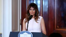 Melania Trump's first state dinner will feature a nod to the Clintons