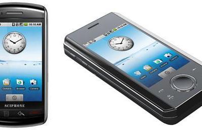 Dedicated Android partner SciPhone brings N19, N21 to market