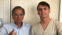 Paulo Guedes pode ser demitido em 3 de janeiro, diz Haddad sobre guru de Bolsonaro