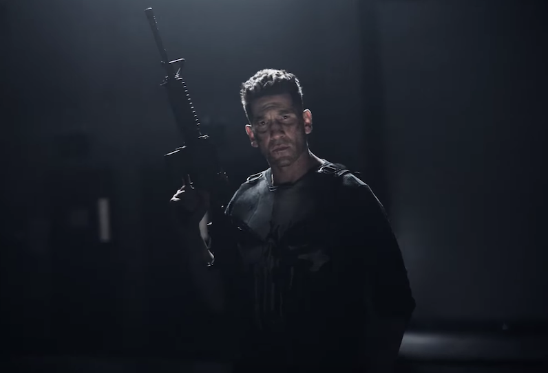 netflix reveals the punisher season two release date