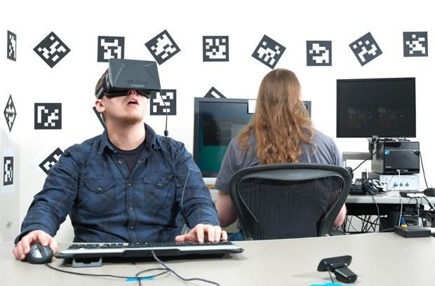 Playing an actual game with Oculus Rift: hands-on with Valve's Team Fortress 2 'VR Mode'