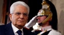 Italy's 5-Star, League to see president about government on Monday: statement