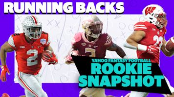Rookie Snapshot: Five RBs to know for the NFL draft