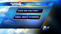 Dale's Monday Forecast May 13, 2013