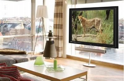 Planar Xscreen enables front projection in lit rooms