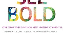 Xerox Shows New Ways Customers Can Connect Physical and Digital Worlds at PRINT 18