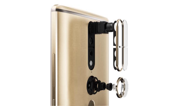 $500 Lenovo Phab2 Pro is the first Google Tango phone