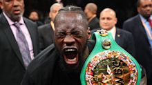Heavyweight champ Deontay Wilder is the knockout artist fans have been waiting for
