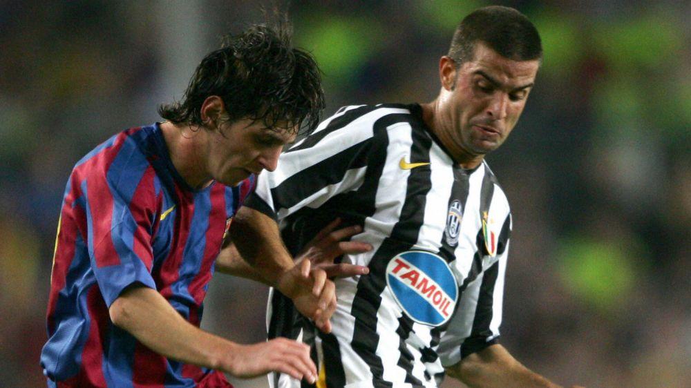 "Juventus, Camoranesi : ""Capello avait déjà remarqué Messi"""
