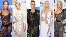 Rita Ora's most dramatic style moments