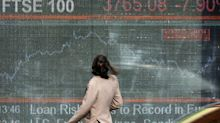 FTSE 100 posts biggest annual fall since 2008