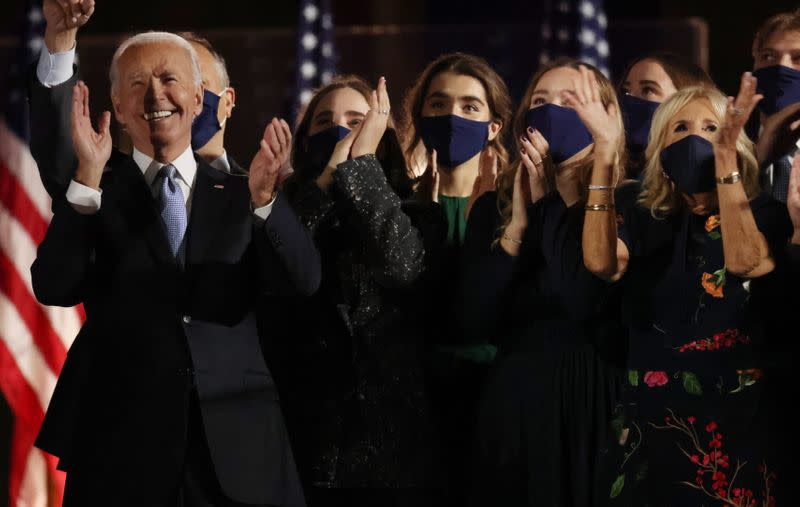 Biden likely to rely on trusted inner circle as he staffs new administration