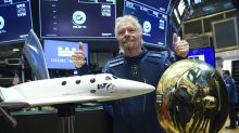 As Virgin Galactic shares debut, here are the billionaires leading the new space race