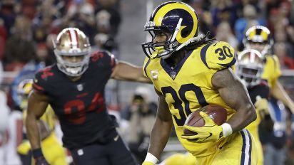 Rams survive 49ers in wild Thursday shootout
